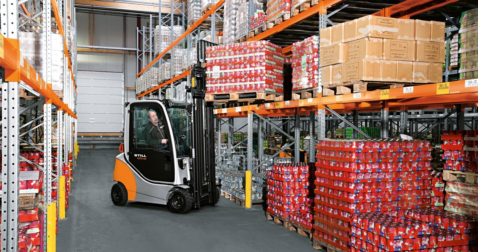 RX70 Diesel Forklift LP Gas Forklift Truck, forklift hire, contract hire