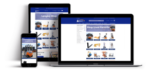 Langley Mechanical Services Responsive Webshop