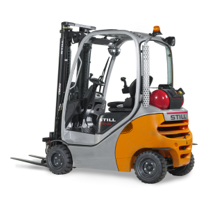 Used STILL Forklift, Used Forklifts, Gallery Image
