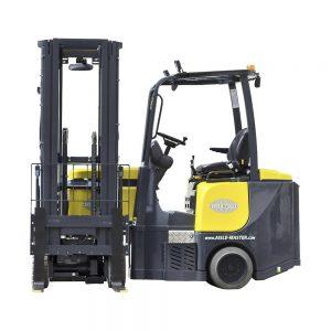 AisleMaster Articulated Forklift, Aisle-master Forklift