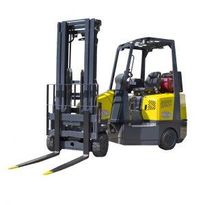Aislemaster LPG Forklift