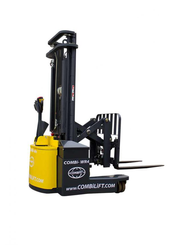 Combilift Combi-WR4 4-way pedestrian reach stacker
