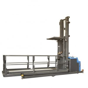 Combi-OP work platform from Combilift